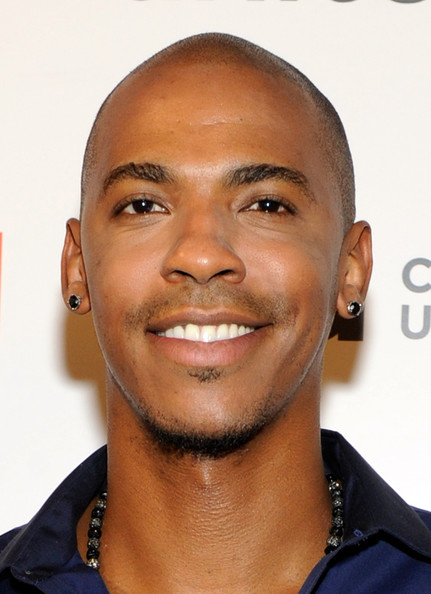 """Actor Mehcad Brooks arrives at the """"UniteLIVE: The Concert to Rock Out Bullying"""" at the Thomas & Mack Center on October 3, 2013 in Las Vegas, Nevada"""