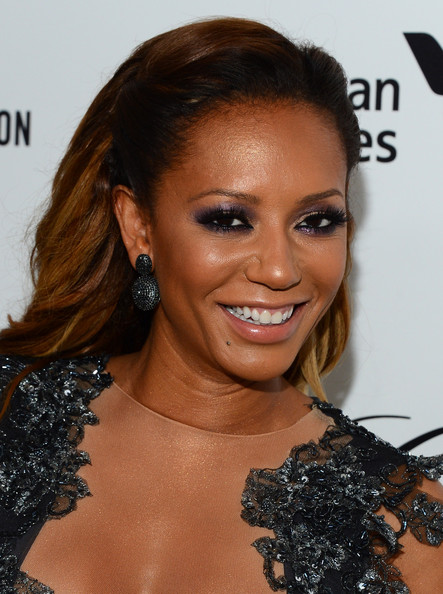 Actress/singer Melanie Brown attends the 22nd Annual Elton John AIDS Foundation's Oscar Viewing Party on March 2, 2014 in Los Angeles, California