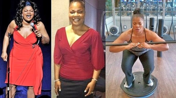 Mo'Nique shows off 82-lb weight loss: 'I was a food junkie' - National Celebrity Fitness and Health Examiner.com