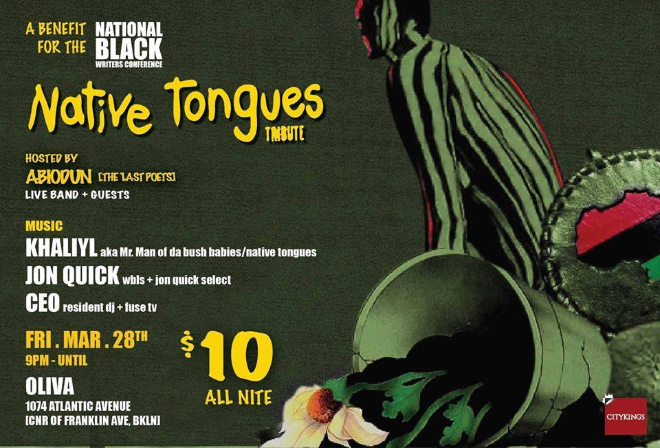 Native Tongue Tribute