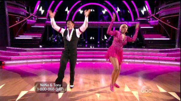 "perform during Week 2 of ABC's reality dance competition, ""Dancing With the Stars."""