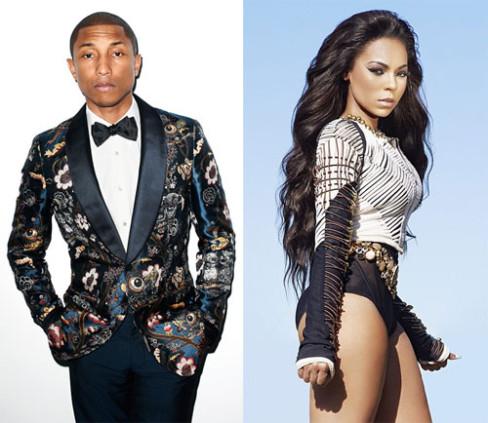 Pharrell & Ashanti