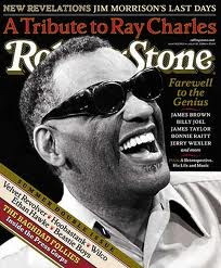 Ray Charles RS Cover