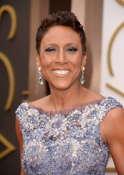 Robin Roberts attends the Oscars held at Hollywood & Highland Center on March 2, 2014 in Hollywood, California