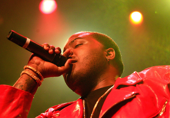 Sean Kingston performs during the Music Choice Heads Back To School In New Orleans at the House of Blues on October 23, 2013 in New Orleans