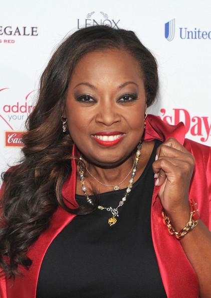 TV personality Star Jones is 52 today