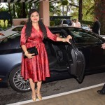 Ava DuVernay arrives at ESSENCE Black Women in Hollywood in the Lincoln MKZ