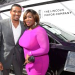 Laz Alonso and Bevy Smith