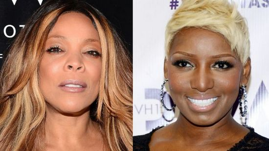 Wendy Williams-NeNe Leakes