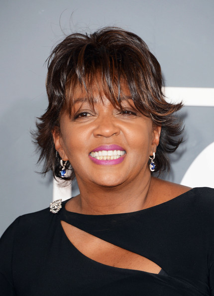 Singer Anita Baker arrives at the 55th Annual GRAMMY Awards at Staples Center on February 10, 2013 in Los Angeles, California