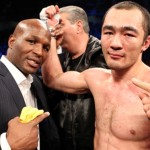 49-Yr-Old Bernard Hopkins Faces WBA World Champion Beibut Shumenov on April 19 at DC Armory