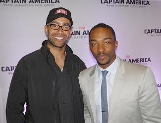 'Captain America' Co-producer Nate Moore and Anthony Mackie