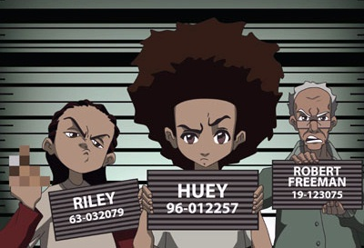 cfb1Boondocks 080911 Top 10 Mature Animated Shows to Watch While Baked