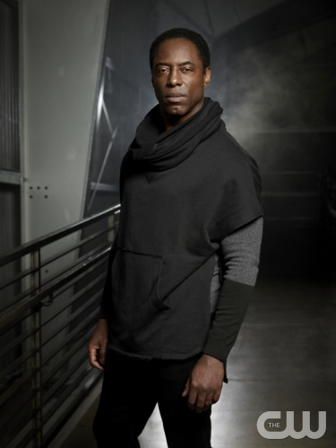 "Isaiah Washington as Chancellor Jaha in The CW's ""The 100"""