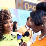 Chante' Moore Talks About 'R&B Divas: LA' and Ex-Husband Kenny Lattimore at 'Celebration of Gospel'