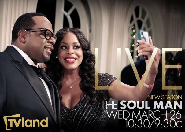 the soul man live show