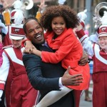 First Look: Quvenzhane Wallis, Jamie Foxx in 'Annie' Trailer; Andre 3000 as Hendrix in 'All is By My Side' Clip (Watch)