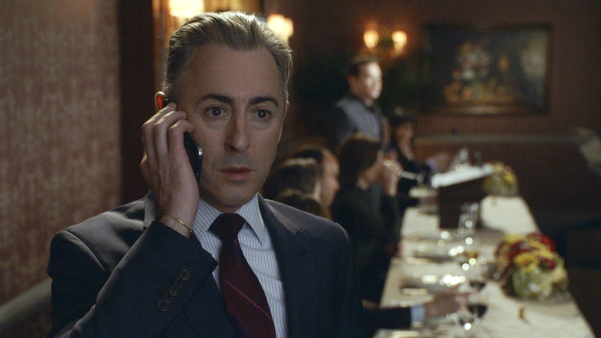 "Alan Cumming as Eli Gold in CBS' ""The Good Wife"" (March 23, 2014 episode ""Dramatics, Your Honor"")"