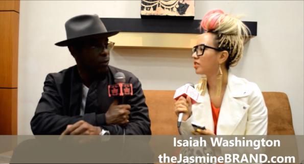 isaiah washington-talks shonda rhimes-the jasmine brand