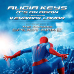 Alicia Keys, Kendrick Lamar on 'Amazing Spider-Man 2' Track 'It's On Again' (Listen)