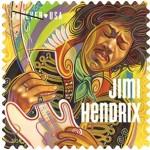 Postal Service Debuts Jimi Hendrix Stamp