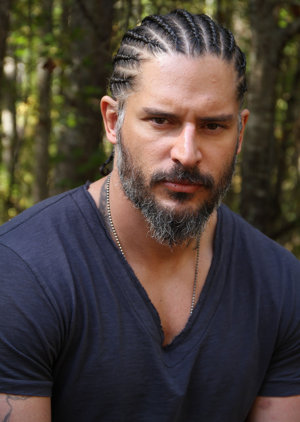 "Joe Manganiello as Joe ""Grinder"" Phillips in ""Sabotage"""