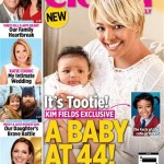 Kim Fields Shares Family Photos of Her Miracle Baby Boy