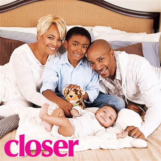 Kim Fields Shares Family Photos of Her Miracle Baby BoyKim Fields Father