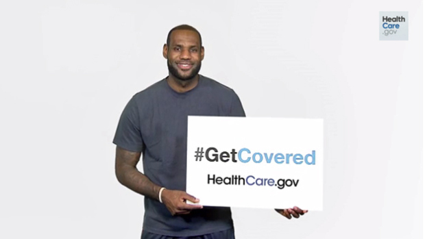 lebron - healthcare