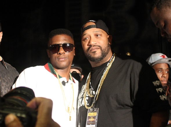Lil Boosie and Bun B