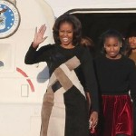 Obama Women Take Spring Break in China to Promote Traditional Family Culture