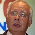 Malaysia Prime Minister Najib Razak on Missing Plane: Actions Likely 'Deliberate