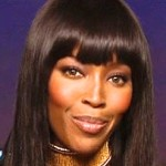 Naomi Campbell Says 'No Comment' to Kimye Vogue Cover, Then Comments (Watch)