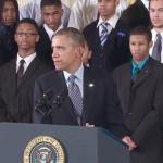 Earl Ofari Hutchinson: President Obama's Brother Crisis
