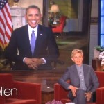 Obama Hassles Ellen About Oscar Selfie Breaking his Twitter Record (Watch)