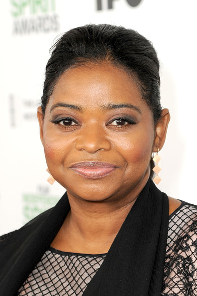 Actress Octavia Spencer attends the 2014 Film Independent Spirit Awards at Santa Monica Beach on March 1, 2014 in Santa Monica, California
