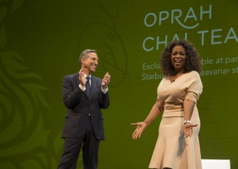 oprah starbucks