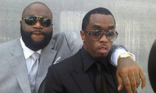 rick-ross & diddy