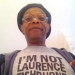 Samuel L. Jackson Rocks 'I'm Not Laurence Fishburne' Shirt