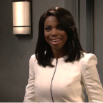 SNL's Sasheer Zamata Rocks as Olivia Pope in Parody (Watch)