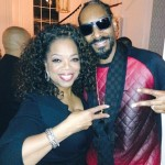 Oprah and Snoop Dogg Meet for First Time; Mend Differences with Photo