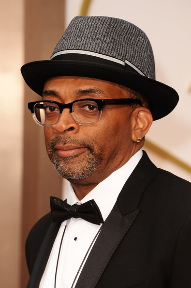 Filmmaker Spike Lee attends the Oscars held at Hollywood & Highland Center on March 2, 2014 in Hollywood, California