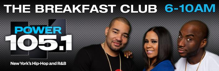 the breakfast club power 1051