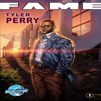 tylerperrycomicbookcoverfame