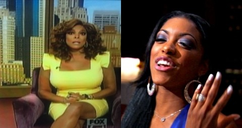wendy williams and porsha stewart
