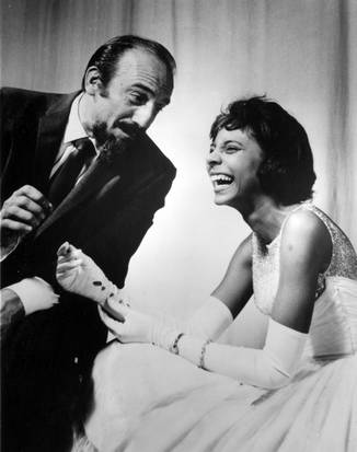 Leslie Uggams and mitch miller