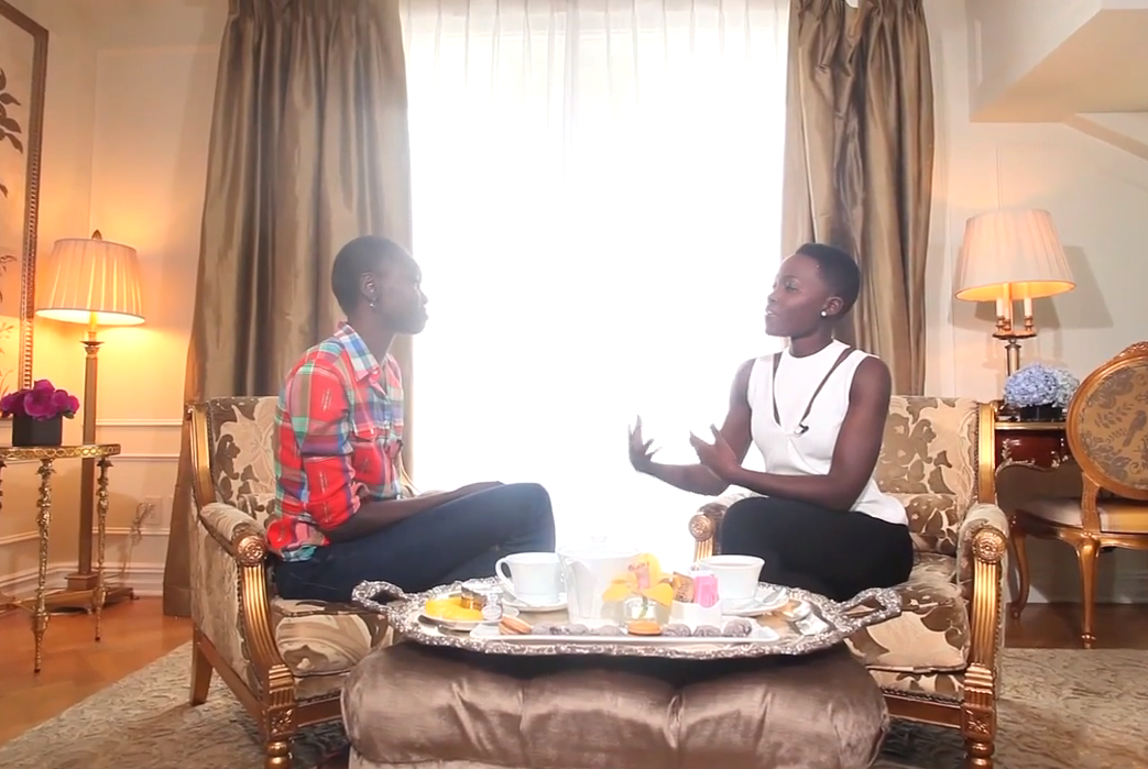 Alek-Wek-and-Lupita-Nyongo-chat