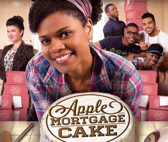 Apple Mortgage Cake