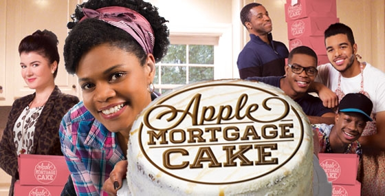 Apple Mortgage Cake