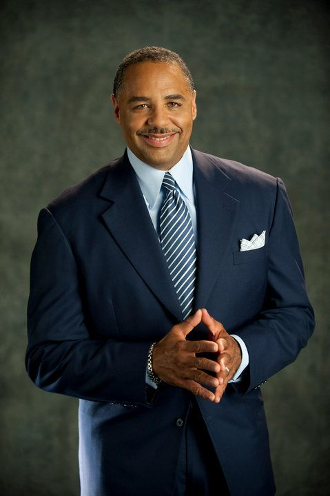 """Ed Gordon joins Bishop Donald Hilliard, Jr. for Town Hall Discussion April 23rd 2014 """"Do You Know Your Daddy?"""""""